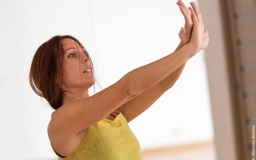 Intensivo di Danza creativa metodo Maria Fux